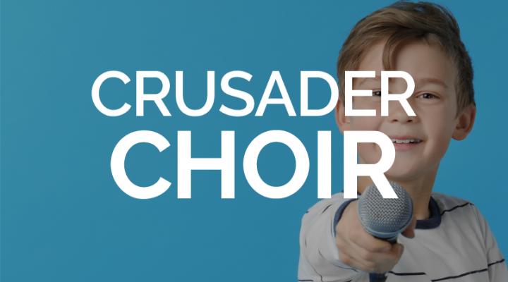 Crusader Choir (Grades 1-6)